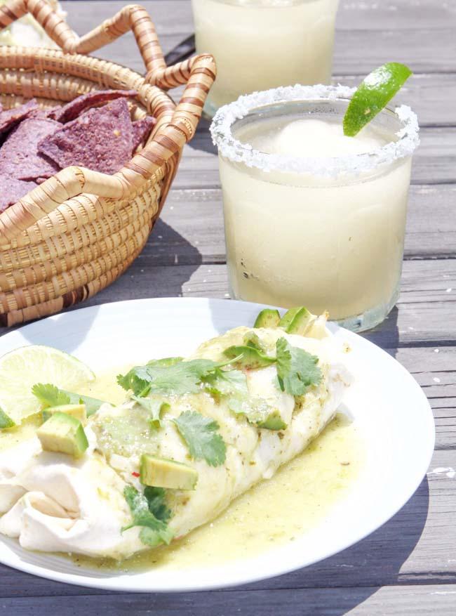Enchiladas and Margaritas