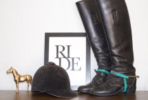 English riding accessories and an introduction to ManeJane spur straps