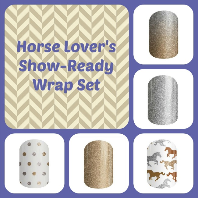 Horse Lover's Show-Ready Wrap Set