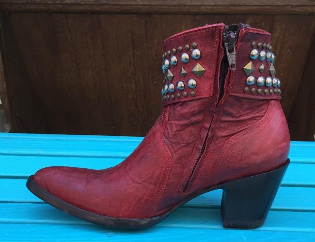 Old Gringo Rouge Mini Belinda Boots