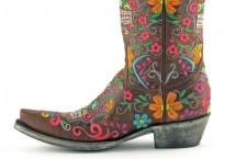 Bronze Old Gringo Klak Boot
