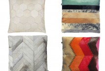 Colorful Pillows from Art Hide