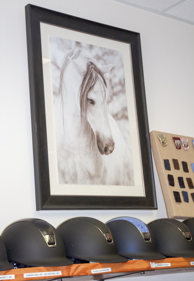 Helmets and Horse Art   Store Spotlight- Gee Gee Equine
