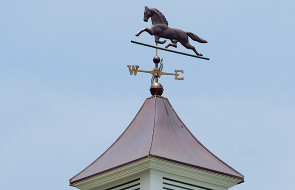 Stable Style: Beautiful Weather Vanes
