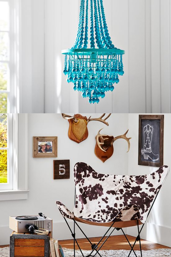 Junk Gypsy and Pottery Barn Teen Pieces