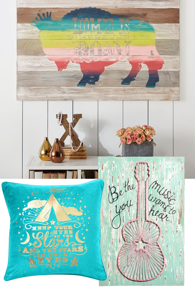 New Junk Gypsy For Pottery Barn Teen Pieces