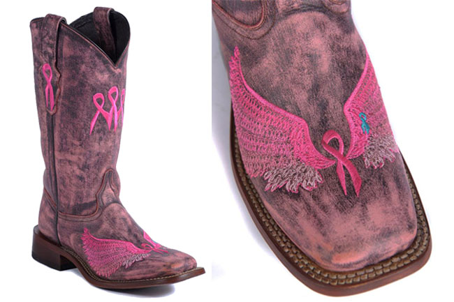 2015 Wings Of The Journey Boots