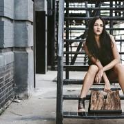 Longhorn brindle - Marisa