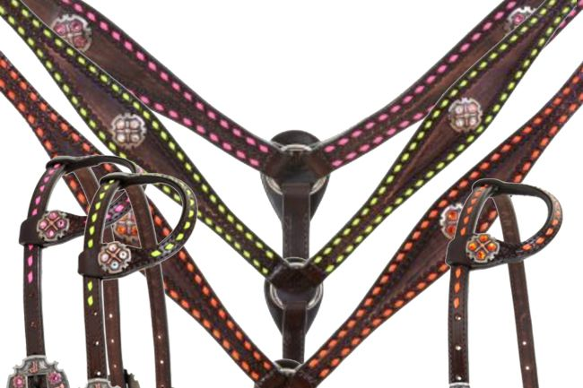 Neon Tack from Double J Saddlery