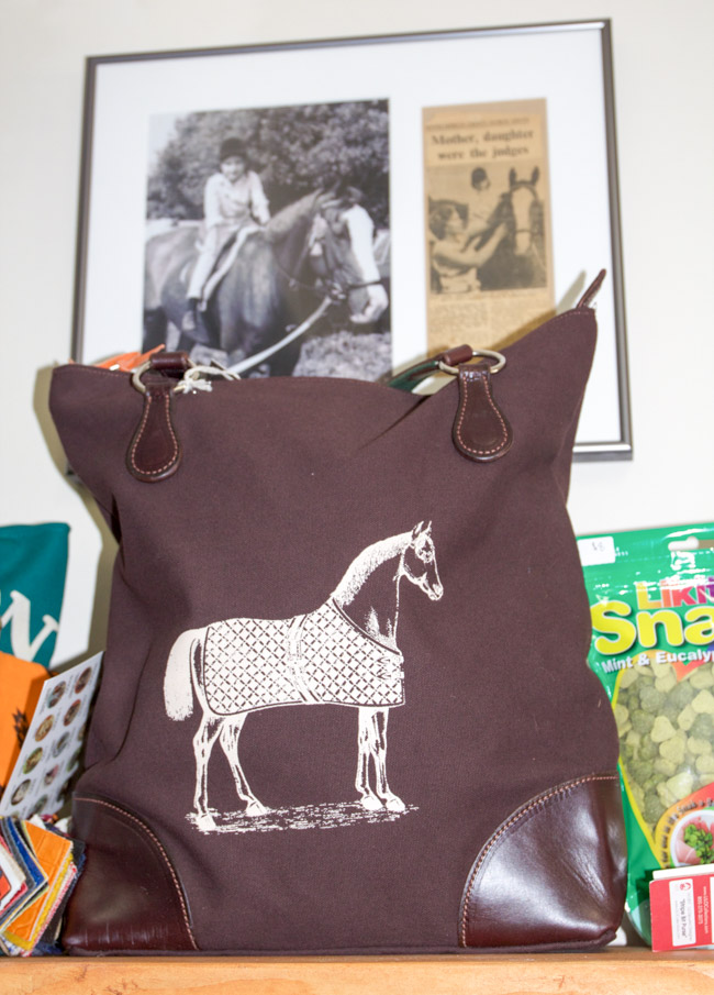 Rebecca Ray Designs Tote | Store Spotlight- Gee Gee Equine