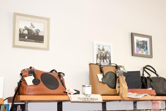 Tucker Tweed Bags | Store Spotlight- Gee Gee Equine