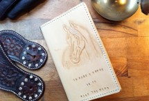 Leather Horse Journal