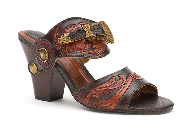Legacy Sandal by Y Knot Branded