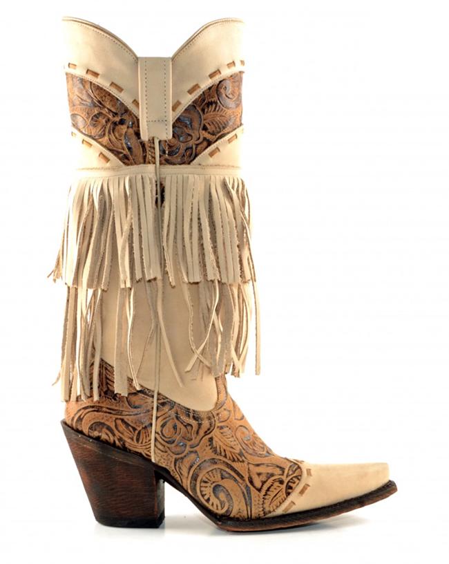 Liberty Black Mulan Boots