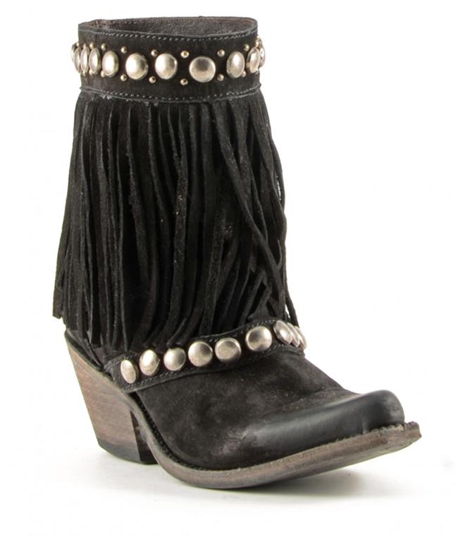 Horses amp heels 12 pairs of fringe cowboy boots