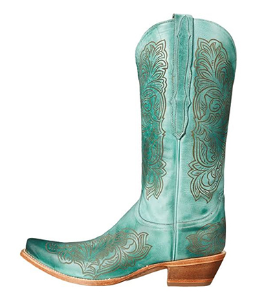 Lucchese 1883 Turquiose Cowboy Boots
