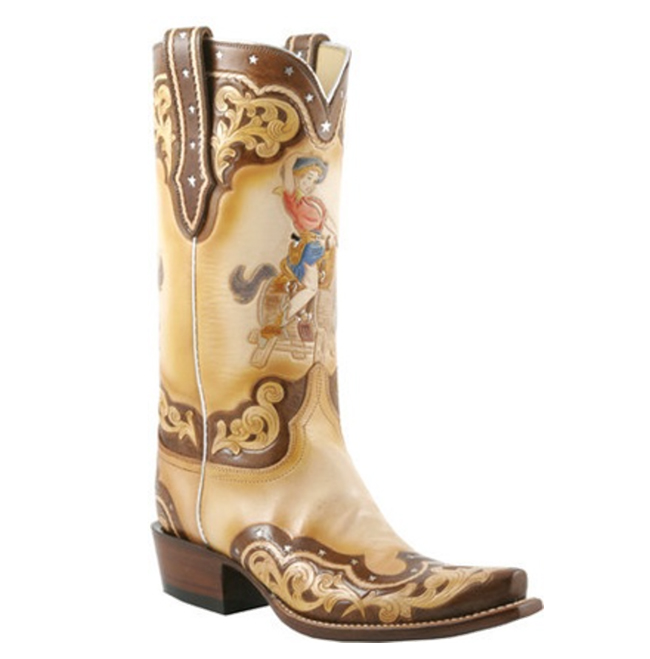 Lucchese Classics with Hobby Horse
