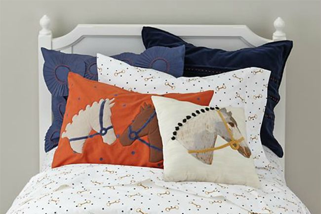 Equestrian Bedding from The Land of Nod