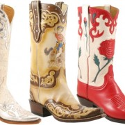 Three Art Worthy Pairs of Lucchese Classics