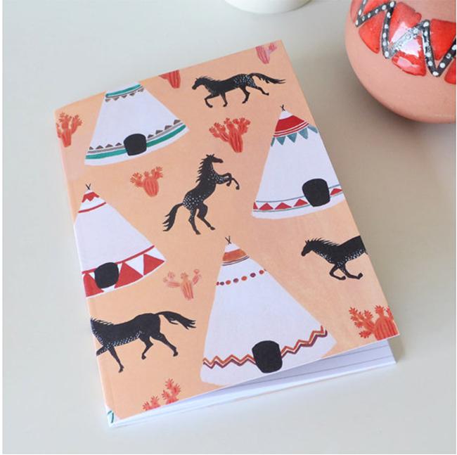 Wild West Notebook