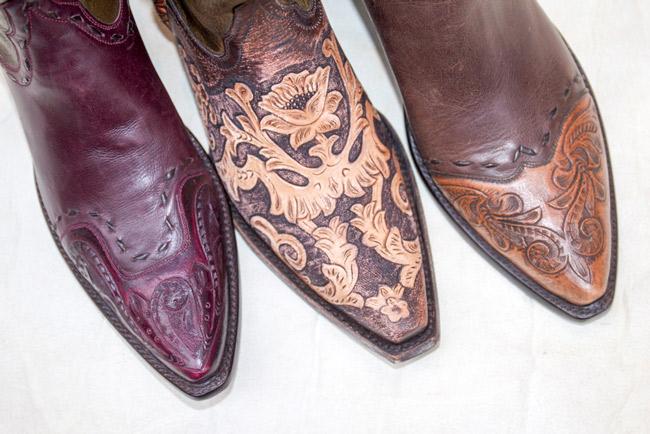 Fall Cowboy Boot Flashback