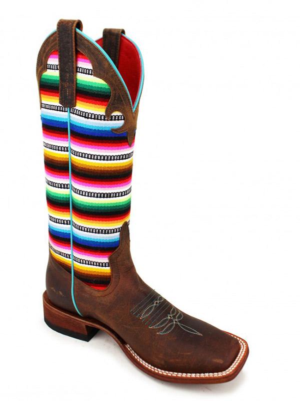 Macie Bean Lefty's Pancho Cowboy Boots