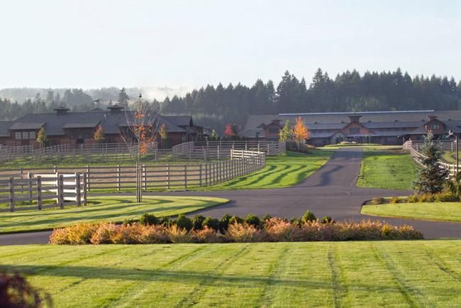 Wild Turkey Farm located in Wilsonville, Oregon