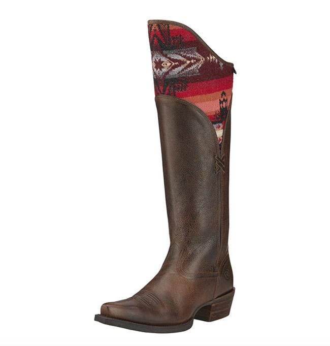 Ariat Caldera Boot in Chocolate
