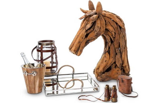 Equestrian Home Decor Collection from Target