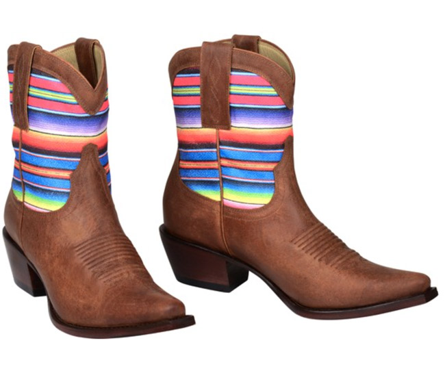 Monterrey Kacey for Lucchese Cowboy Boots