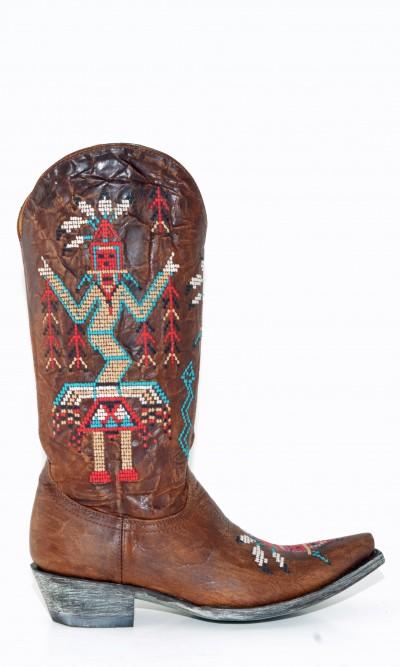 Old Gringo Sapache Cowboy Boots