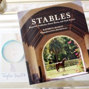 Stables Beautiful Paddocks, Horse Barns and Tack Rooms book