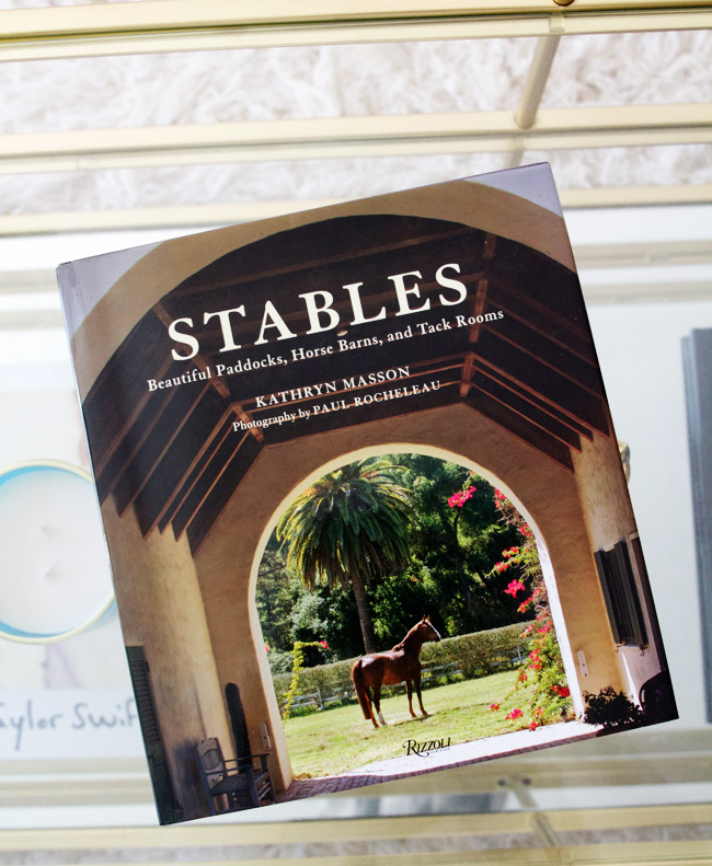 Stables Beautiful Paddocks, Horse Barns and Tack Rooms coffee table book