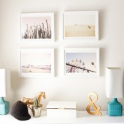 Beautiful art prints from Minted with an equestrian theme