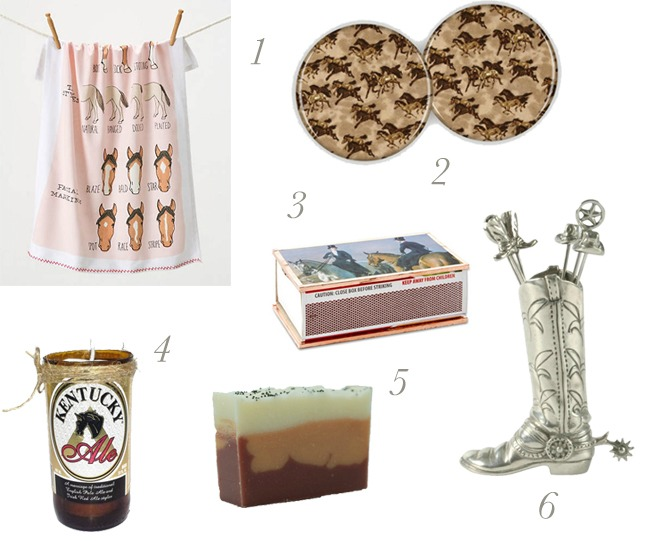 19 Entertaining Gifts for the Equestrian Hostess
