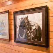 Fine western horse art prints