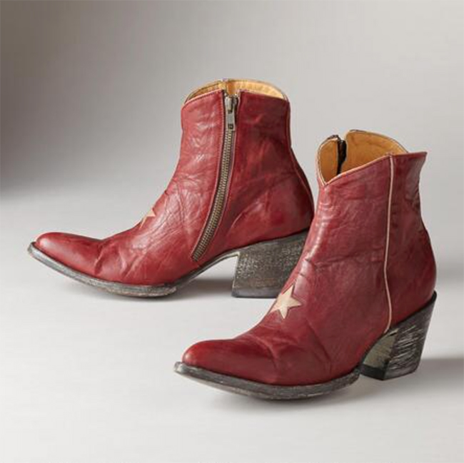 Old Gringo Star Boots