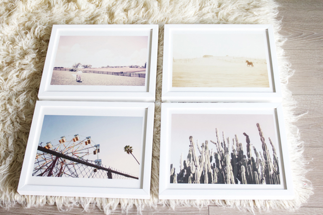 Pretty art prints from Minted