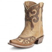 Ariat Rio tan cowboy boots