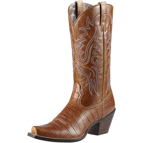 Ariat Tan Dakota Cowboy Boots