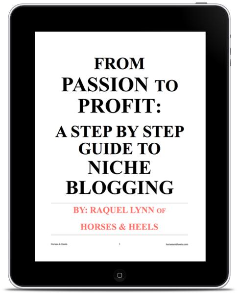 From Passion To Profit By Horses & Heels