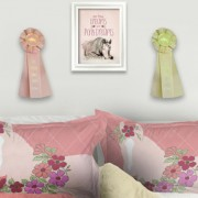 Equestrian bedding from The Painting Pony