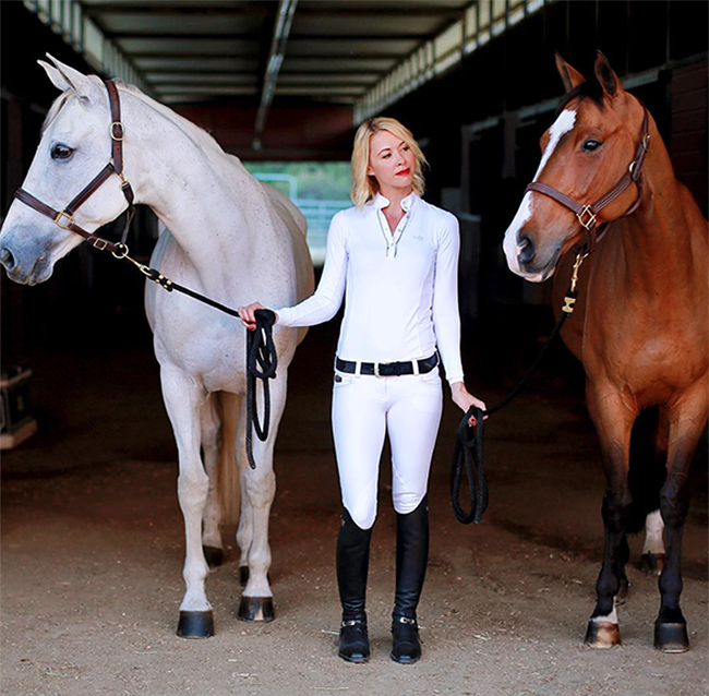 Jennifer of Styled Equestrian