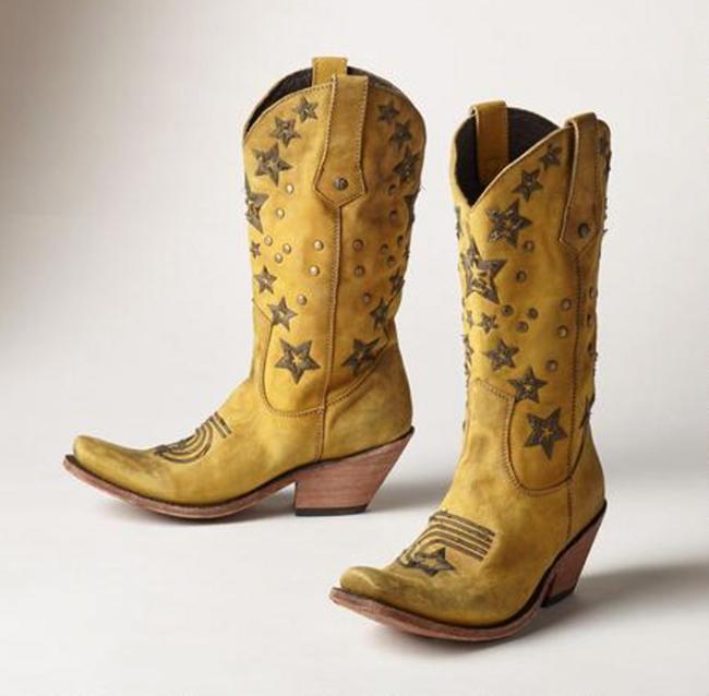 Liberty Black Vegas Soley Boots