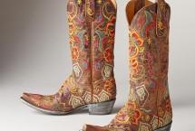Old Gringo Olivia Cowboy Boots