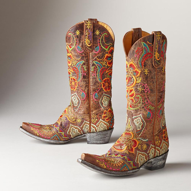 3 Pairs of Yellow Boots You Need