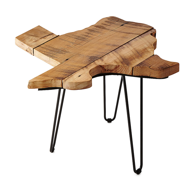 State of Texas coffee table