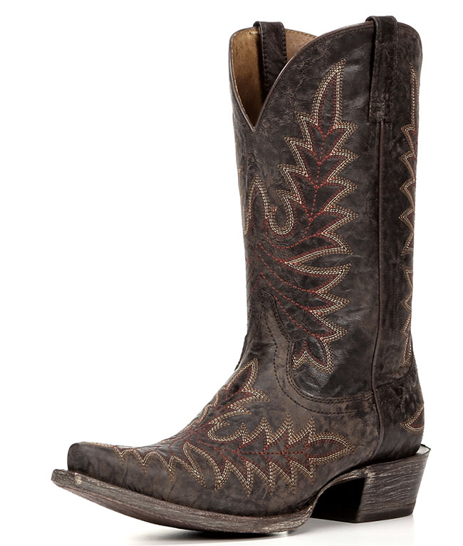 Ariat Brooklyn Boot in Coffee
