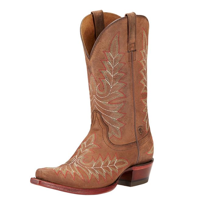 Ariat Brooklyn Boot in Weathered Brown