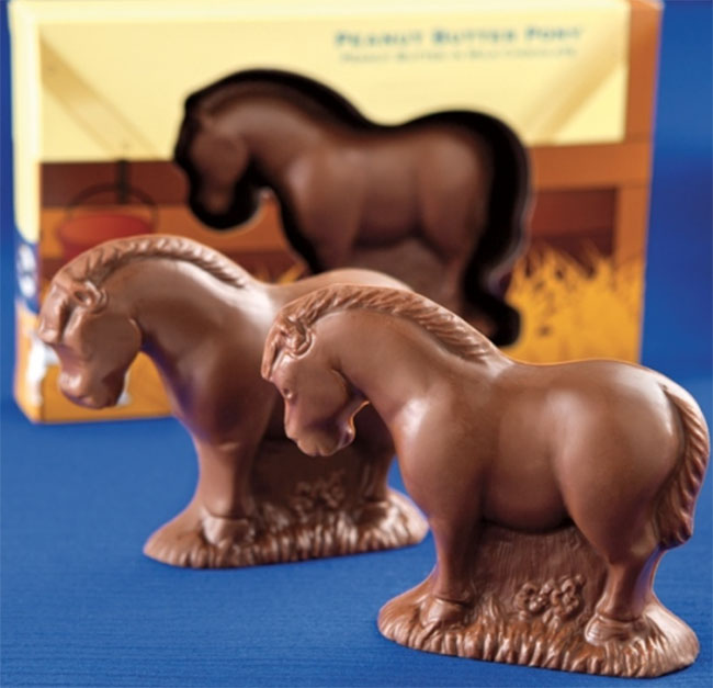 Peanut Butter Ponies